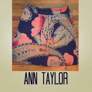 Ann Taylor Skirt, Size 10